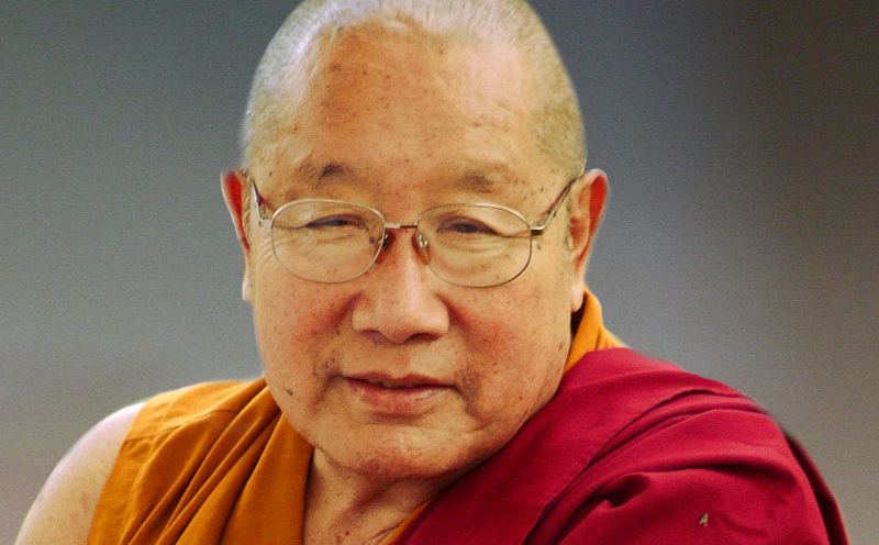 His Holiness Drubwang Pema Norbu Rinpoche - Penor Rinpoche