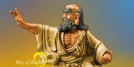 The Wild Leaps of Awakening  – Bodhidharma and Martial Arts