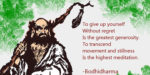 Greatest Generosity and Highest Meditation – Bodhidharma